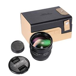 Zhongyi Optics 85mm F1.2 135 Full Frame Fixed Focal Long Len