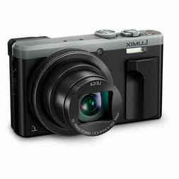 Panasonic ZS60 LUMIX 4K 18 MP Digital Camera with Wi-Fi - Si